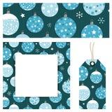 Christmas stationery Royalty Free Stock Photos