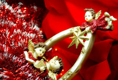 Christmas still-life Stock Images