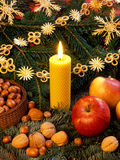Christmas still life Royalty Free Stock Image