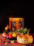 Christmas Still life Stock Image