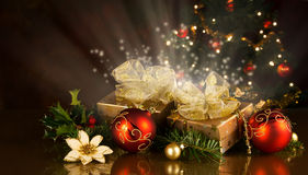 Free Christmas Still Life Stock Image - 21606921