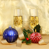 Christmas still life Stock Photography