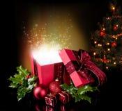 Christmas still life Stock Image