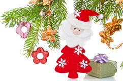 Christmas still life Royalty Free Stock Photos