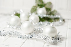 A christmas still life Royalty Free Stock Images