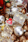 Christmas still-life Royalty Free Stock Images