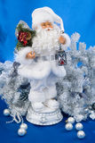 Christmas Still Life. Still life with new year and christmas accessories royalty free stock photos