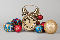 Christmas still life Stock Photos