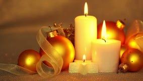 Christmas Still-Life stock video footage