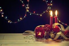 Christmas Still-life royalty free stock photos