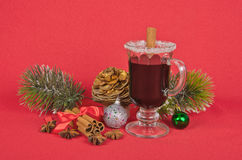 Christmas stilllife Stock Images