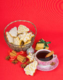 Christmas stilllife Stock Photos