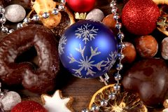 Christmas Stills Stock Photo