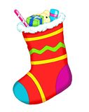 Christmas Stocking Royalty Free Stock Image