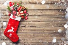 Free Christmas Stocking Royalty Free Stock Photography - 130690987