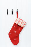 Christmas Stocking Royalty Free Stock Photos