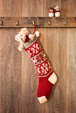 Christmas Stocking Stock Photography