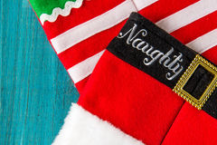Christmas Stocking stock image