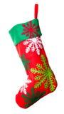 Christmas stocking stock images