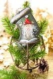 Christmas Stocking Santa Claus Royalty Free Stock Photo