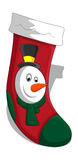 Christmas Stocking Vectors Illustration Stock Photo