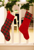 Christmas stockings Royalty Free Stock Image