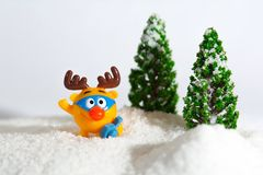 Christmas story Royalty Free Stock Photos