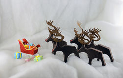 Christmas story Stock Photo
