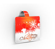 Christmas striker Royalty Free Stock Photo