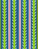 Christmas Stripes Background 2 Stock Photos