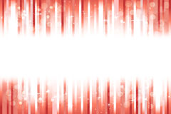 Christmas stripes background. Horizontal background made by red stripes, circles and different shaped stars.It is attached an .ai CS3 Illustrator file for better Stock Images