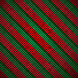 Christmas Strips Background Royalty Free Stock Photo