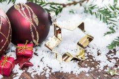 Christmas Stuff Royalty Free Stock Photo
