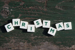 Christmas subtitles Royalty Free Stock Images