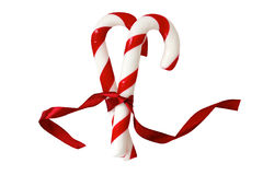 Christmas sugar candy cane Royalty Free Stock Photos