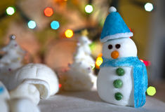 Christmas Sugar  Decoration Royalty Free Stock Photo