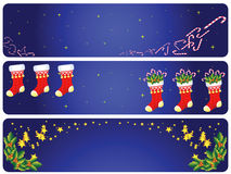 Christmas suite Royalty Free Stock Images