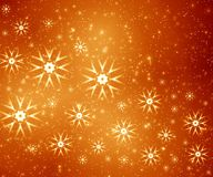 Christmas sunny abstract Royalty Free Stock Images