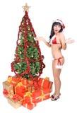 Christmas surprise Royalty Free Stock Photo
