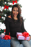 Christmas Surprise Royalty Free Stock Image