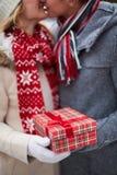 Christmas surprise Stock Photos