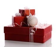 Christmas surprise Stock Image