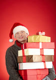 Christmas surprises Royalty Free Stock Photo