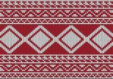 Christmas Sweater Design. Stock Photo