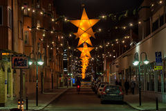 Christmas in Sweden Stock Photos