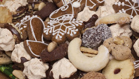 Christmas sweet Stock Images