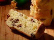 Christmas sweet bread Stock Photo
