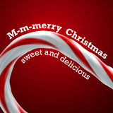 Christmas Sweet Candy Royalty Free Stock Photos