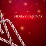 Christmas Sweet Candy Royalty Free Stock Image
