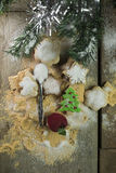 Christmas Sweet and Mood Royalty Free Stock Photos